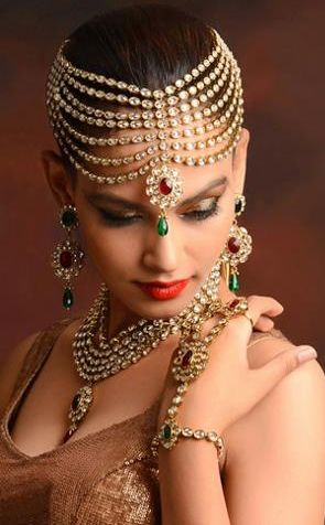 #Indian Jewelry