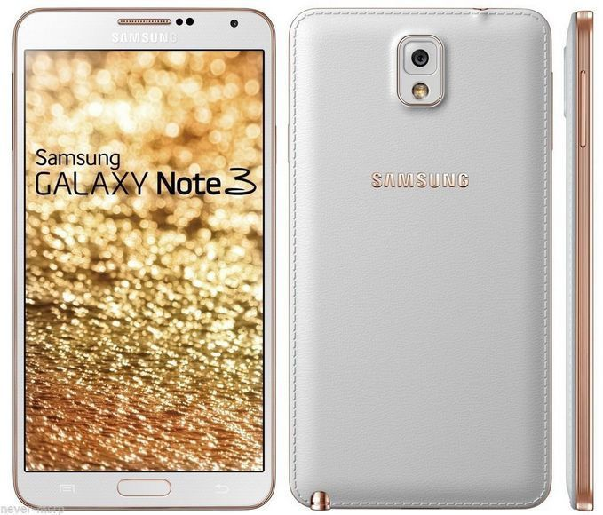 Unlocked Samsung Galaxy Note 3 N9005 4G 16GB Android HD Smartphone Gold 13MP #C5 #Samsung #Bar