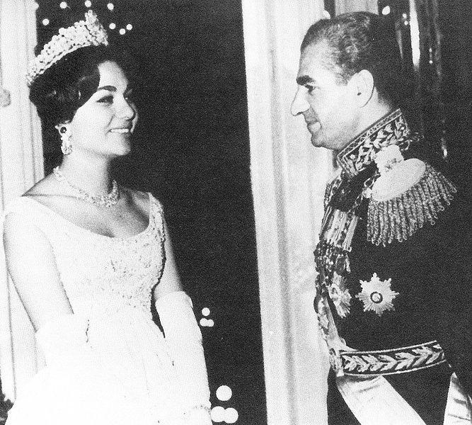 Wedding of Shah Mohammad Reza Pahlavi and Farah Diba, 1959