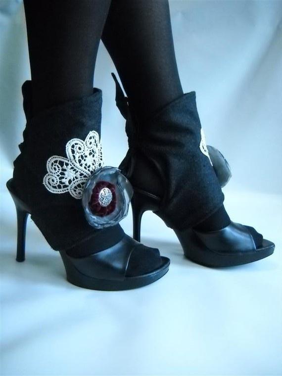 29 Best Diy Shoes Refashion Images On Pinterest Dress