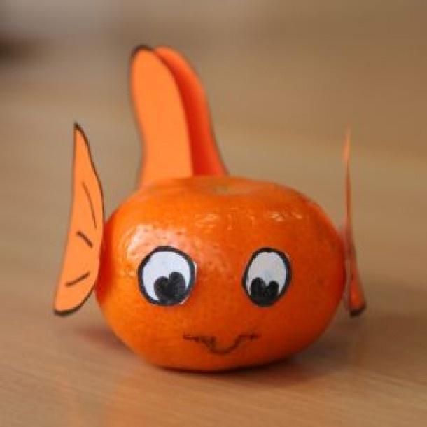 mandarijnvis