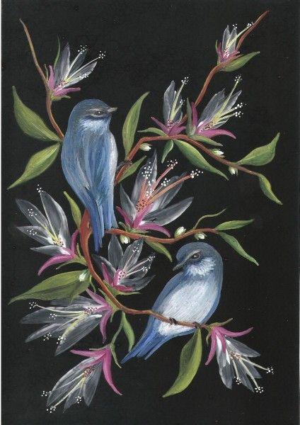 bluebird serenade