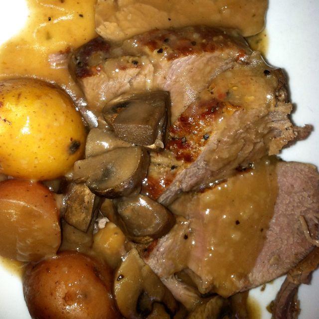 crock pot asian pork with mushrooms recipe yummly crock pot asian