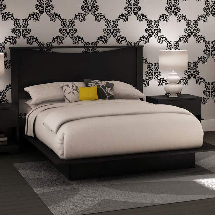 Bedroom Chairs Wayfair Black And White Wallpaper For Bedroom Black Bedroom Sets King Bedroom Black And White Ideas: Best 20+ Black Bed Frames Ideas On Pinterest