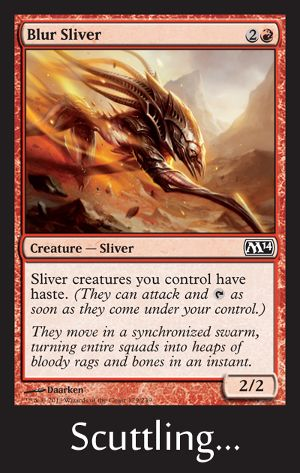 30 best mtg wishlist images on pinterest magic cards card games magic the gathering blur sliver magic 2014 of the coast deal with it ccuart Gallery