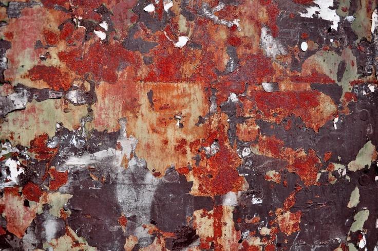 rusted metal 02