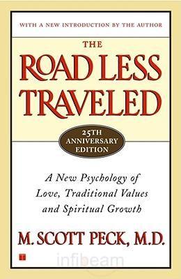 my first book of 2012: Worth Reading, Spiritualgrowth, The Roads, L'Wren Scott, Books Worth, 25Th Anniversaries, Traditional Values, Spiritual Growth, Scott Peck