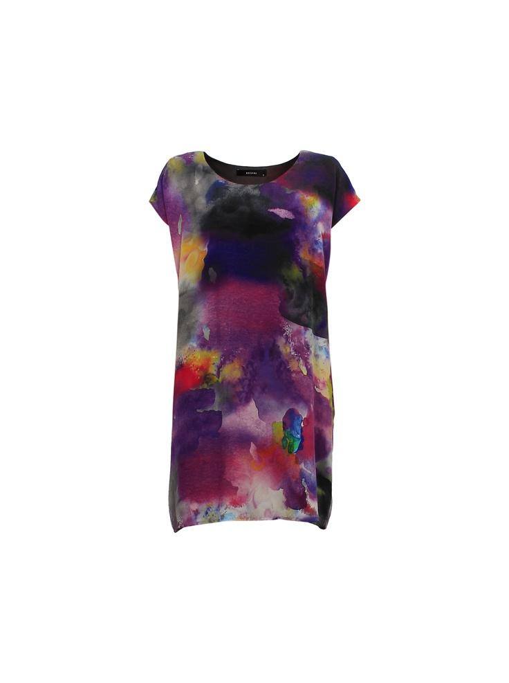 Decjuba Print Setting Dress