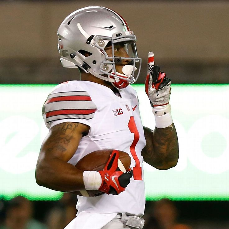 3-point stance: Braxton Miller looking like a 3-time Big Ten MVP?