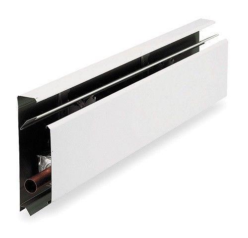Heatrim American 96 Hydronic Baseboard Heater White Rb 750 A8
