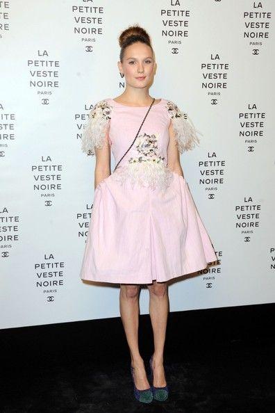Anna Girardot @t La Petite Veste Noire