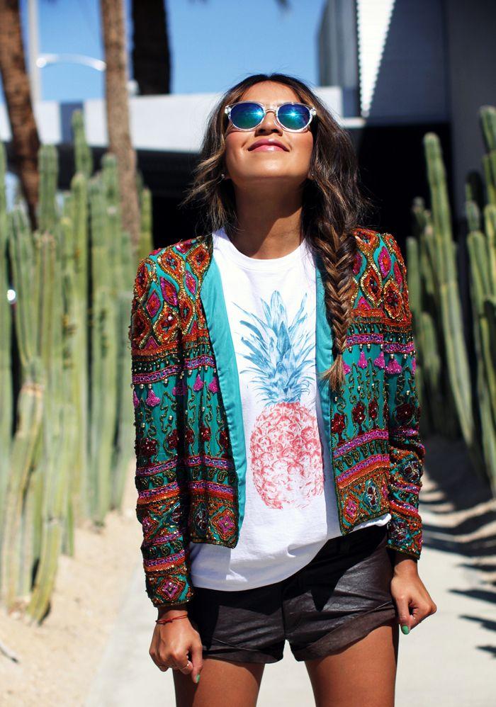 Five Inspiring Ways To Wear A White Blazer