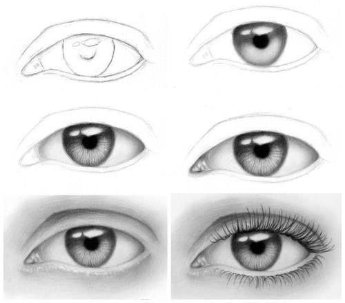 14 best sharpie art images on pinterest drawings draw and moon eye sketch tutorial eye drawingsdrawing ccuart Gallery