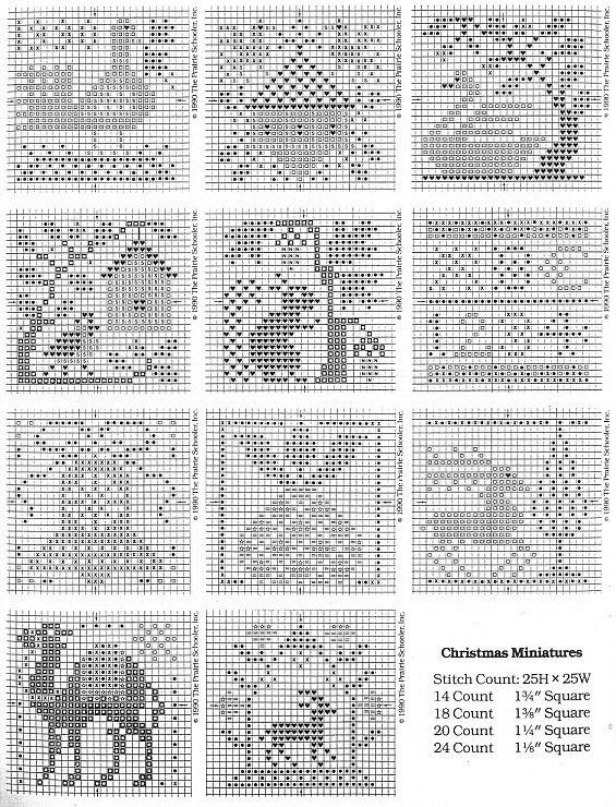 Gallery.ru / Фото #62 - 12 - uni4kaPrairie Schooler pattern