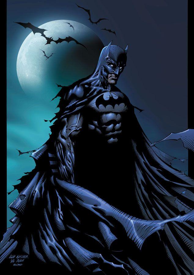 Batman_by_BlondTheColorist.jpg 635×900 pixels