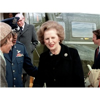 Margaret Thatcher made history by becoming the first female prime minister in 1979 and held the position until 1990.