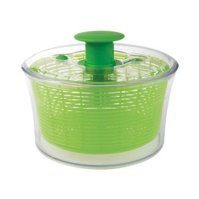 Review of OXO's Good Grips Salad Spinner