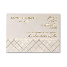 Classical Velvet - Save the Date