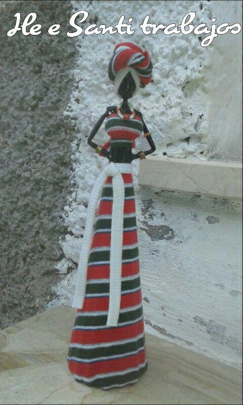 Africana by Santino Cossu e Ilenia Pintus