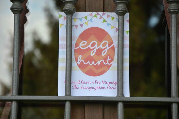 Caccia alle uova di Pasqua...con sorpresa! - The Swinging Mom