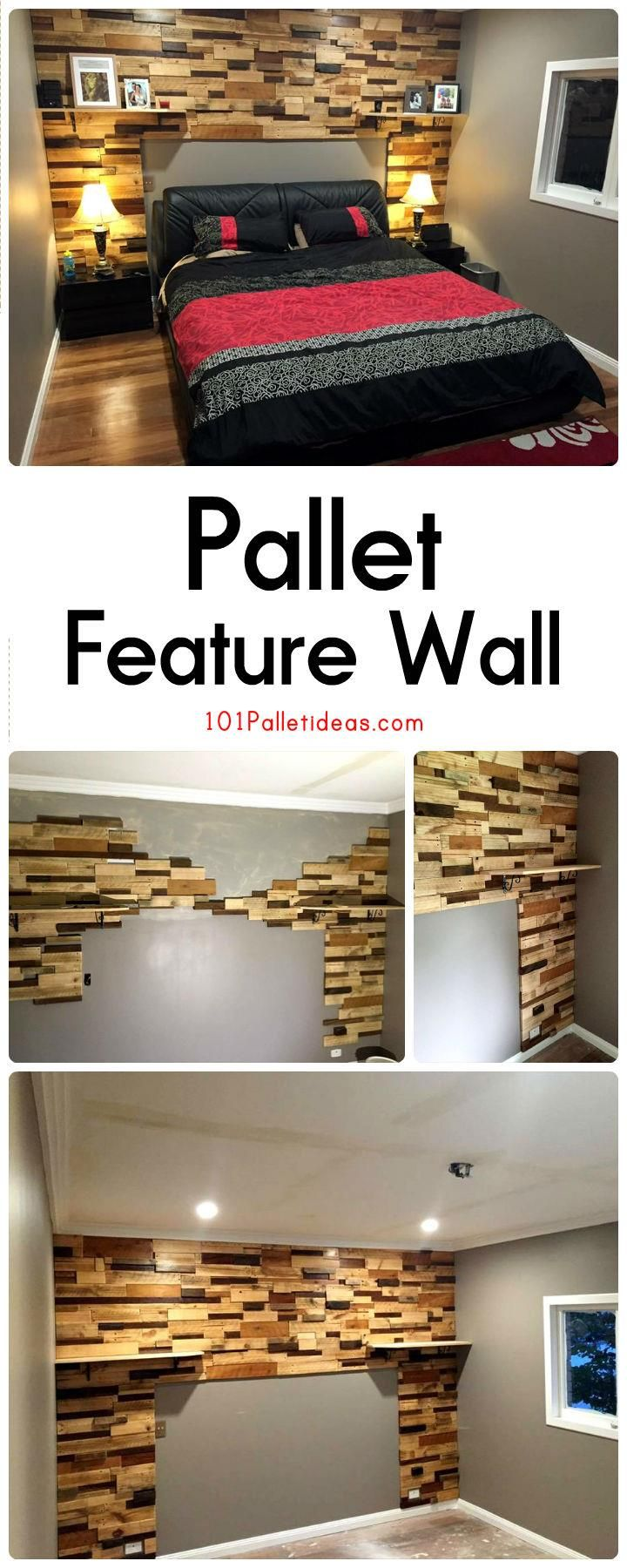 1000 Images About Pallet Wall On Pinterest Pallet