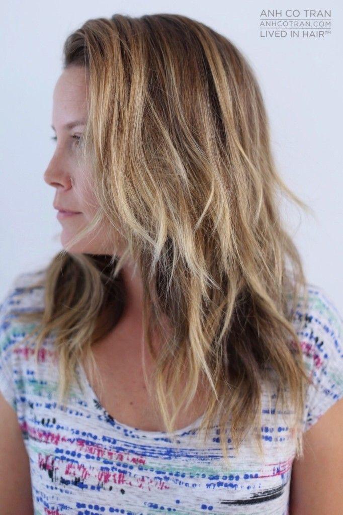 LOVELY MID LENGTH Cut/Style: Anh Co Tran • IG: @Anh Co Tran • Appointment inquiries please call Ramirez Tran Salon in Beverly Hills at 310.724.8167. #dreamhair #fantastichair #amazinghair #anhcotran #ramireztransalon #waves #besthair2015 #holidayhair #livedinhair #coolhaircuts #coolesthair #trendinghair #model #inspo #midlength #movement #favoritehair #haircuts2015 #besthair #ramireztran #womenshaircut #hairgoals #hairtransformation #Brunette