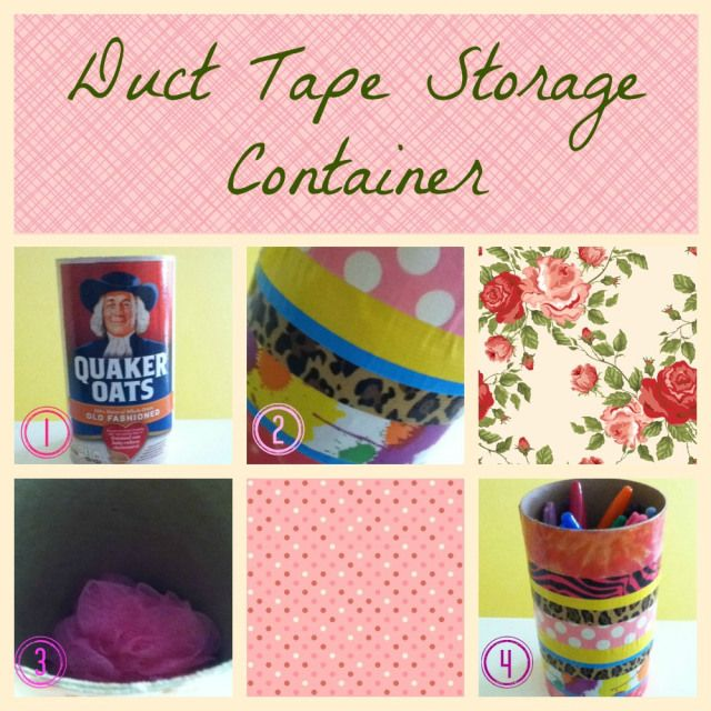 1000 images about duct tape crafts on pinterest for Super easy duct tape crafts