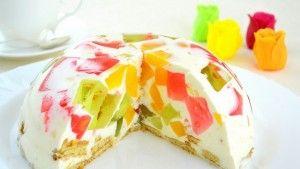 Tort - Sticla sparta