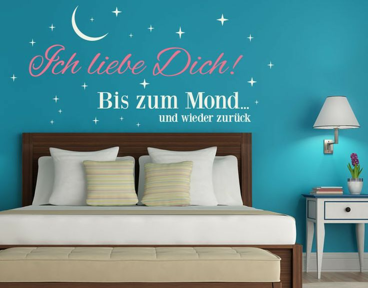 38 best Bettgeschichten images on Pinterest A kiss, Beautiful - wandsprüche fürs schlafzimmer