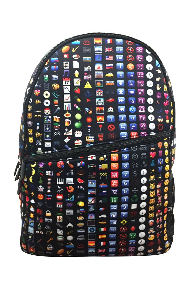 Emoji Backpack by Terez - 1
