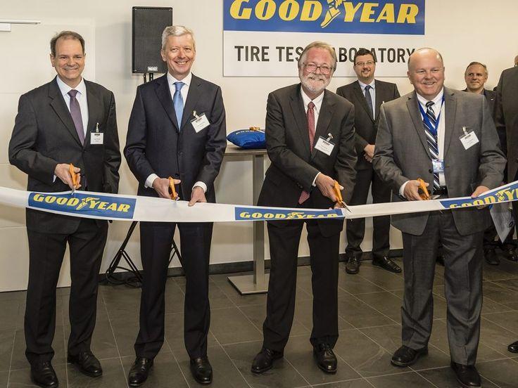 Dünyanın önde gelen lastik üreticilerinden Goodyear, Lüksemburg'da açtığı yeni lastik test laboratuarında otomobil, kamyonet ve ticari kamyonet lastiklerinin test edilmesi için en son teknolojiden yararlanıyor.
