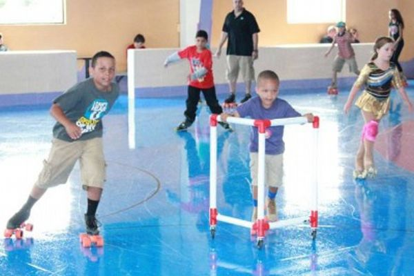 Spring Day Camp Rollin' 253 Skate and Community Center Tacoma, WA #Kids #Events