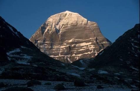 カイラス山 6638m