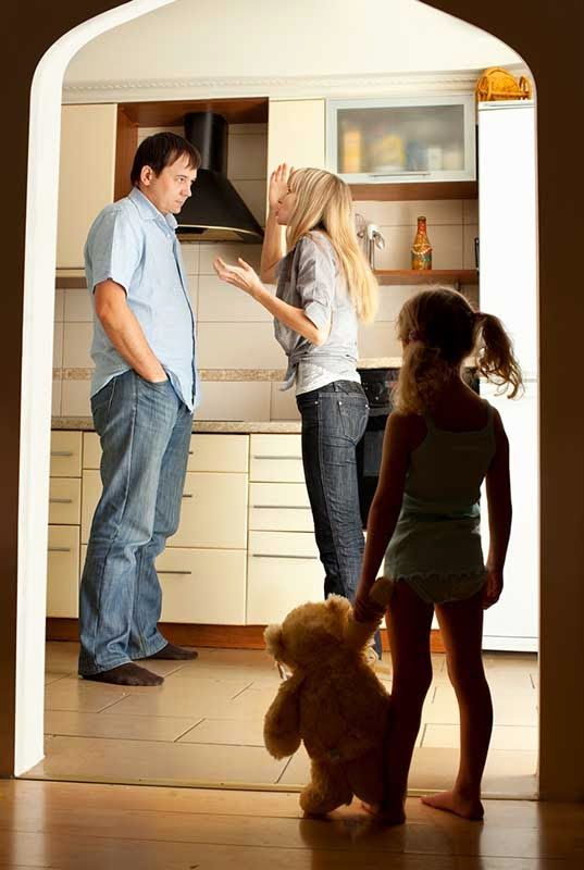 Unhappy Marriage: End it or Save it For the Kids?