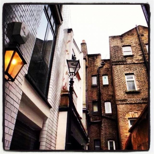 Eastend London