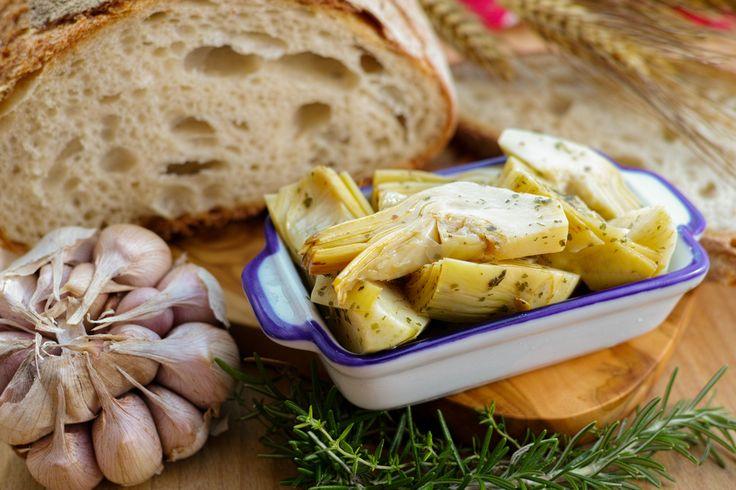 Ricette con i carciofi: una raccolta di primi, secondi e contorni gustosi, nutrienti e sani