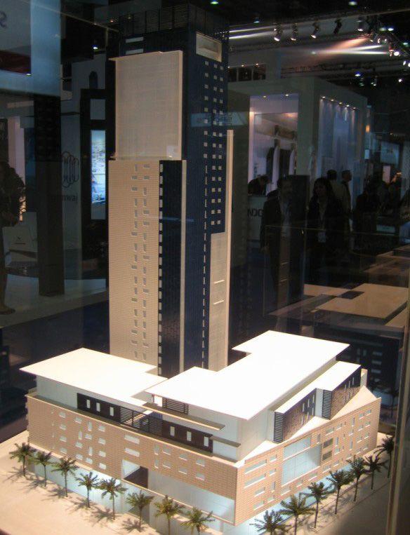Vertex Tower: edifici residenziali ad Amman (Giordania). - Aleph
