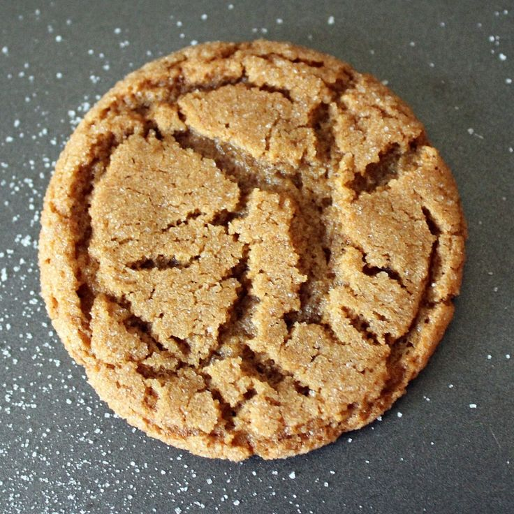 ginger sparkles (gingersnaps / gingerbread cookies)