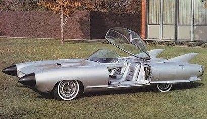 Cadillac Cyclone – 1959 concept car