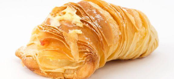 Ricetta Code d'aragosta con crema pasticcera una delle migliori ricette Tradizionali della cucina italiana. Il livello di difficoltà è difficile.