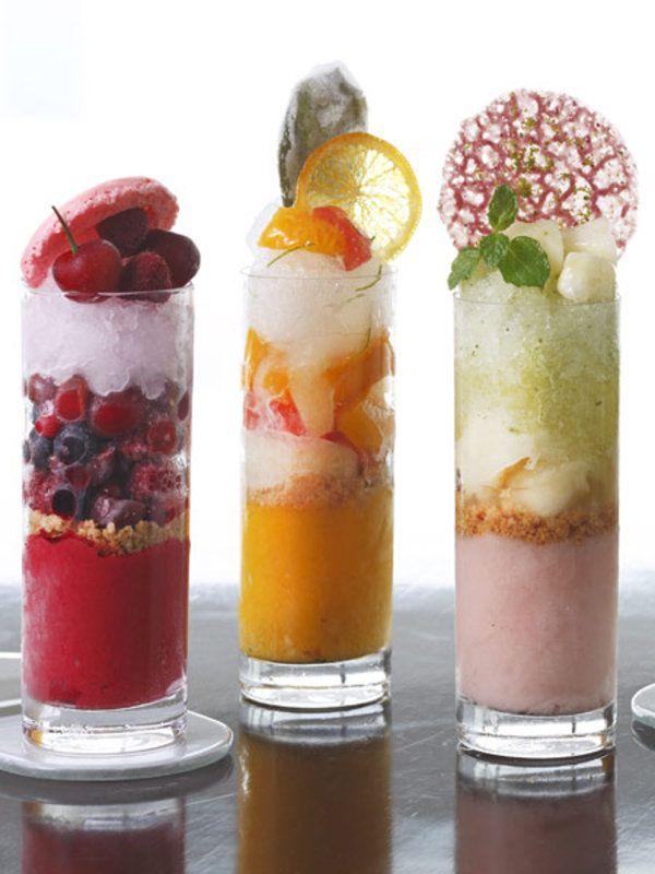 かき氷が主役のアフタヌーンティーセットが話題。ホテルのパティシエが作る、スペシャルなかき氷とは?