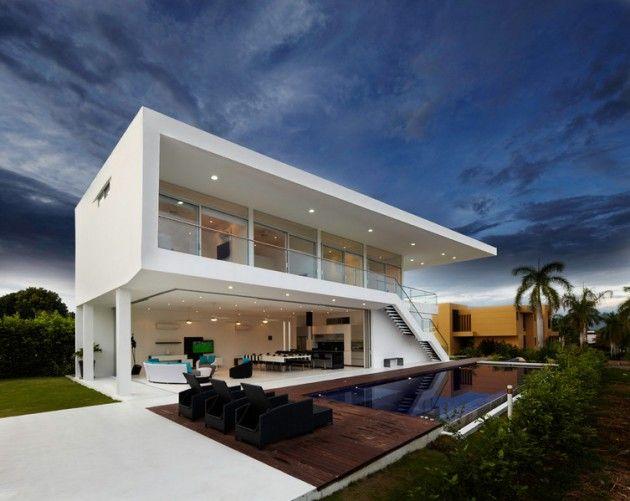 GM1 House by Giovanni Moreno Architects » CONTEMPORIST