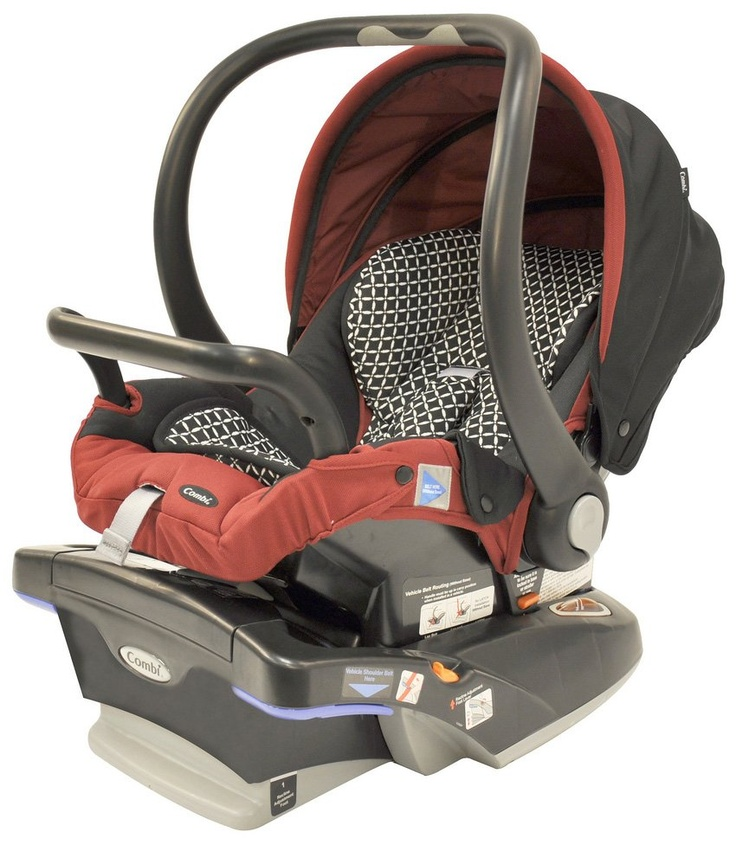 Combi Shuttle 33 Car Seat Cranberry Noche (Closeout