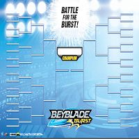 Beyblade Burst Tournament Bracket 32 Beyblade Party