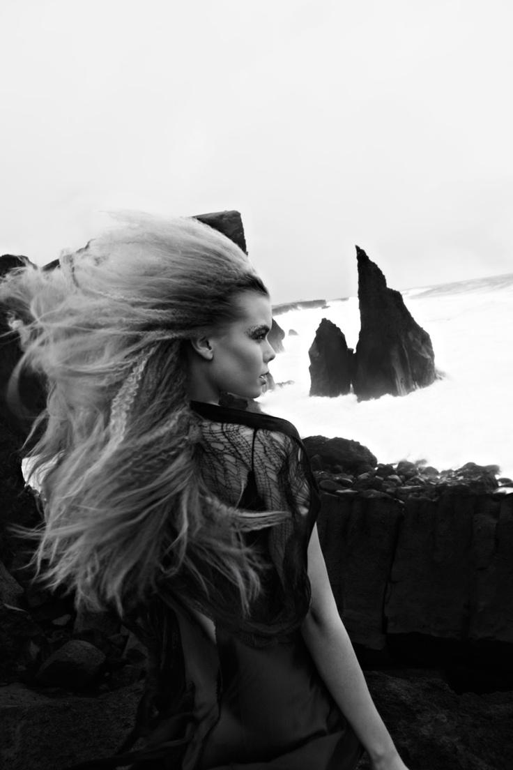 Schwarzkopf in Iceland - Jack Eames