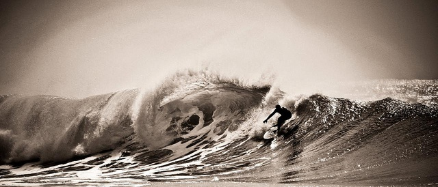 Surfer - Mount Maunganui