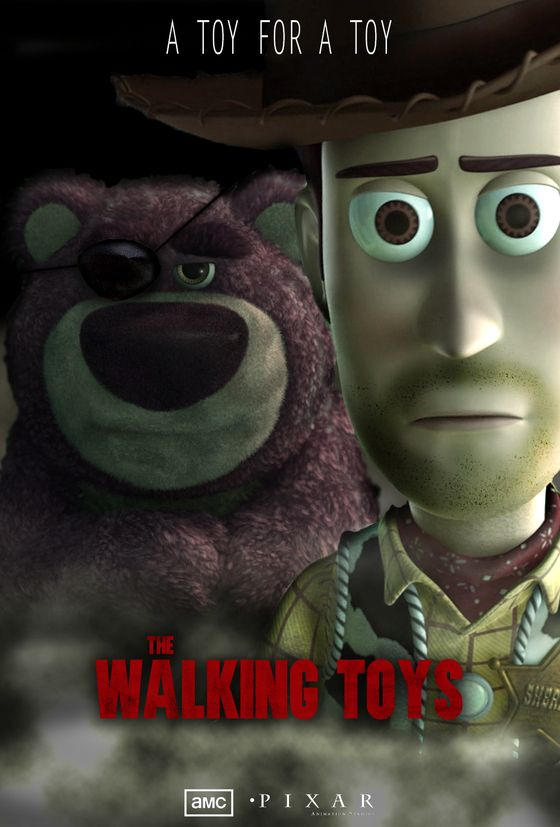Toy Story meets The Walking Dead | Moviepilot: New Stories for Upcoming Movies