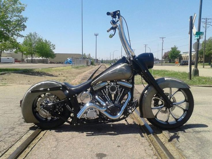 Harley Davidson Forums - Lost Johnny's Album: 94 Heritage - Picture...Brought to you by #HouseofInsurance for #CarInsuranceinEugene