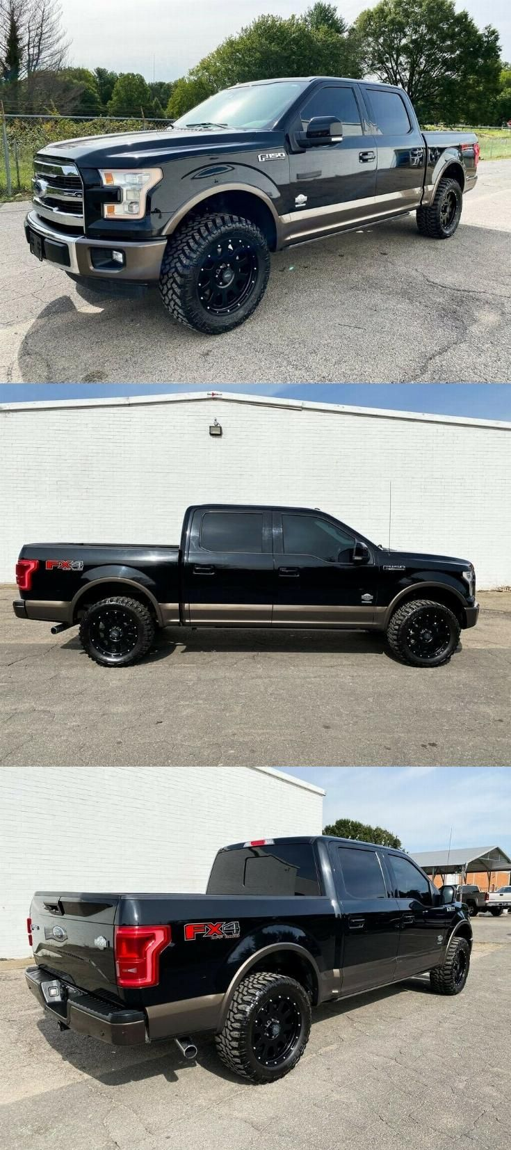 Lifted Single Cab F150 : lifted, single, Loaded, Ranch, Lifted, F150,, Trucks
