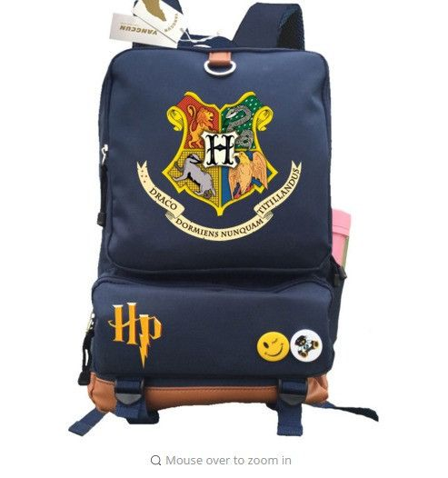 10 best ideas about harry potter backpack on pinterest. Black Bedroom Furniture Sets. Home Design Ideas